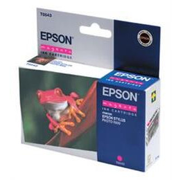 Epson T0543 Magenta Cartridge For Photo R800 1800 Reviews