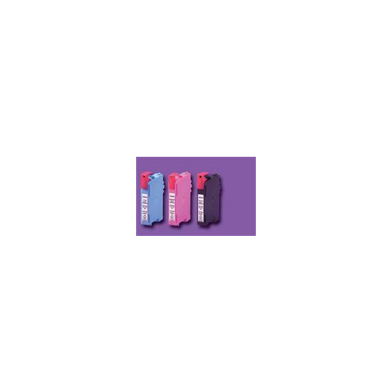 Jessops Ink Cart Cyan Magenta Black For Epson R200 R300 Rx500