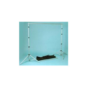 Photo of Interfit Background Support 2 4 X 2 5M COR755 Studio Kit