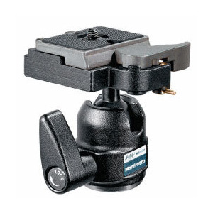 Photo of Manfrotto 484 Mini Ball Head With Quick Release Plate Tripod