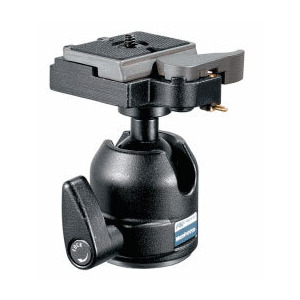 Photo of 486 Compact Ball Head + Quick Release Plate Tripod