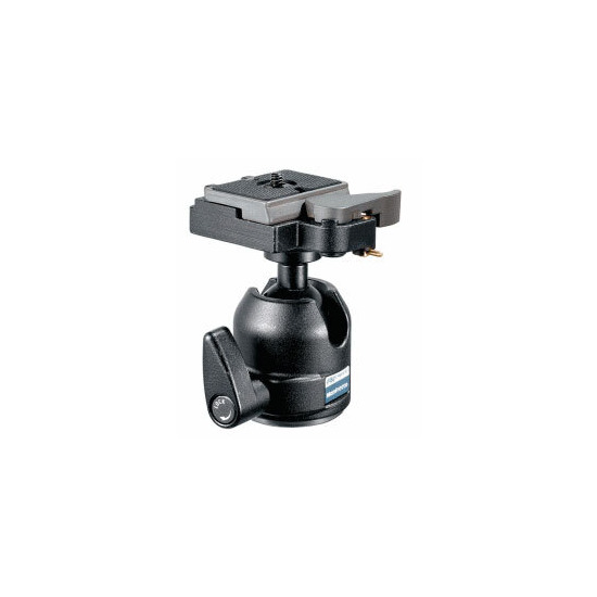 486 Compact Ball Head + Quick Release Plate