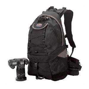 Photo of Lowepro Rover AW2 Black Grey Back Pack