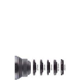 Raynox 0 3X Semi Fisheye Lens 27 43MM Reviews