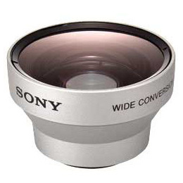 Sony VCL 0625s 0 6X Wide Conversion Lens 25MM Reviews