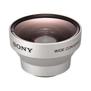 Photo of Sony VCL 0625s 0 6X Wide Conversion Lens 25MM Lens