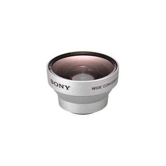 Sony VCL 0625s 0 6X Wide Conversion Lens 25MM