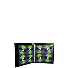 Jessops CD DVD File Binder With 40 Pages Reviews