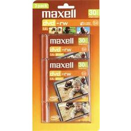 Maxell 8CM DVD RW DISCs Pack Of 3 Reviews