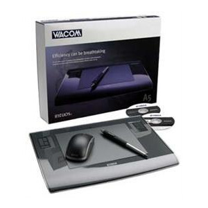 Photo of Wacom PTZ-630G INTUOS 3 A5 USB Computer Mouse