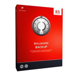 BullGuard Backup (Antivirus)
