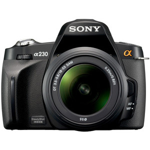 Photo of Sony Alpha DSLR-A230L With 18-55MM Lens Digital Camera