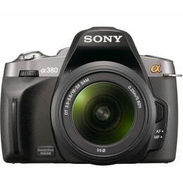 Sony Alpha DSLR-A380L with 18-55mm lens Reviews