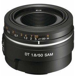 Sony 50mm f1.8 SAM Portrait Lens Reviews