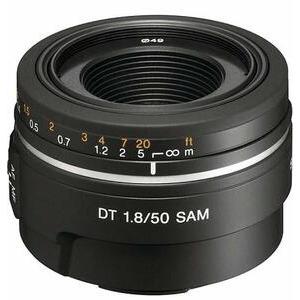 Photo of Sony 50MM F1.8 SAM Portrait Lens Lens