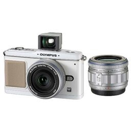 Olympus Pen E-P1 with 14-42mm lens Reviews