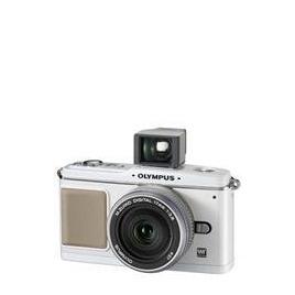 Olympus PEN E-P1 with 17mm lens Reviews
