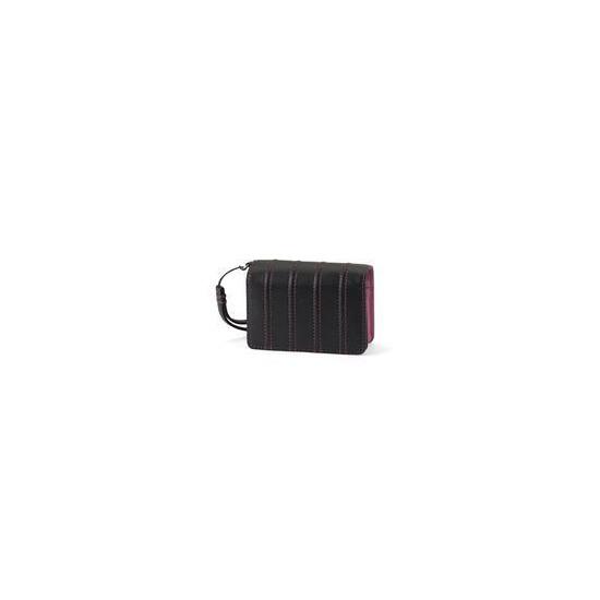 Luxe Camera Wallet (Black)