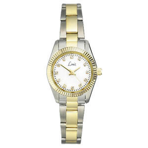 Photo of Limit Two Tone Bracelet Watch Watches Woman