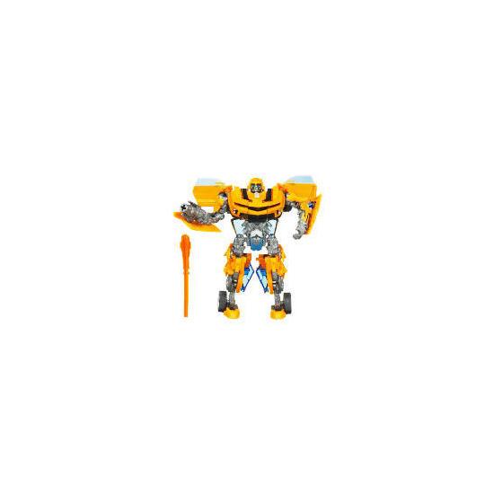 Transformers Movie 2 - Deluxe Bumblebee Figure