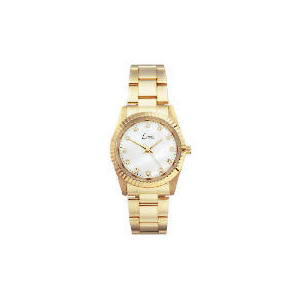 Photo of LIMIT GOLD TONE BRACELET WATCH Jewellery Woman