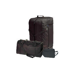 Photo of Tesco Value Classic Wheeled Holdall, Overnight Holdall and Washbag Luggage