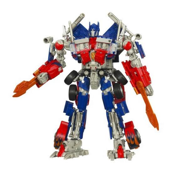 Transformers Movie 2 Leader Optimus Prime