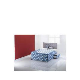 Layezee Posturezone Latex 2 draw Deep quilted mattress divan set Reviews