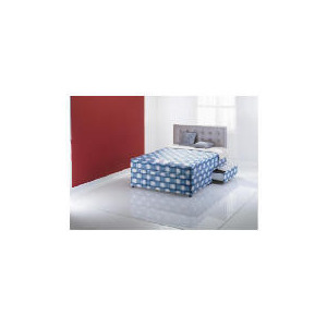 Photo of Layezee Posturezone Latex 2 Draw Deep Quilted Mattress Divan Set Bedding