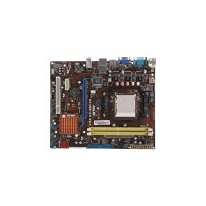 Photo of Asus M2N68-AM SE2 - Motherboard - Micro ATX - GeForce 7025 - Socket AM2+ - UDMA133, Serial ATA-300 (RAID) - Ethernet - Video - High Definition Audio (6-Channel) Motherboard