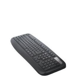 Computer Gear Windows USB-PS/2 fully waterproof/anti bacterial keyboard [BLACK] Reviews