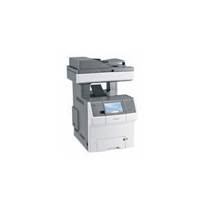 Photo of Lexmark X738DE Printer