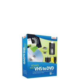 Roxio Easy VHS to DVD - W/ USB 2.0 TV/Video Capture Device Reviews