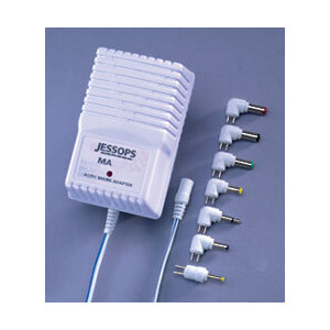 Photo of AC Mains Adapter 1200MA - MULTI-VOLTAGE Adaptors and Cable