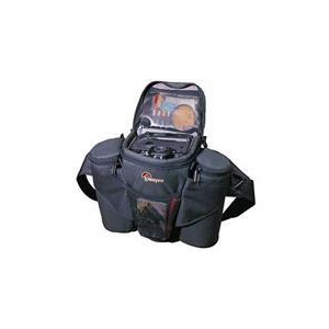 Photo of Lowepro Off Trail 2 Black Camera Case