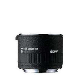 Sigma 2.0X Teleconverter EX APO DG Reviews