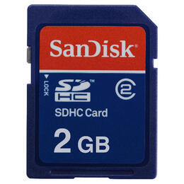 Sandisk 2GB SD Card Reviews