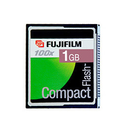 Fujifilm 100X COMPACT FLASH Reviews