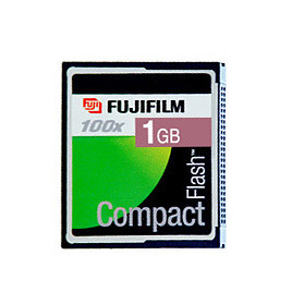 Fujifilm 100X COMPACT FLASH Reviews