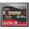 Photo of Extreme IV COMPACTFLASH (8GB) Memory Card