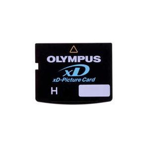 Photo of Olympus High Speed XD Picture Card 256MB Memory Card