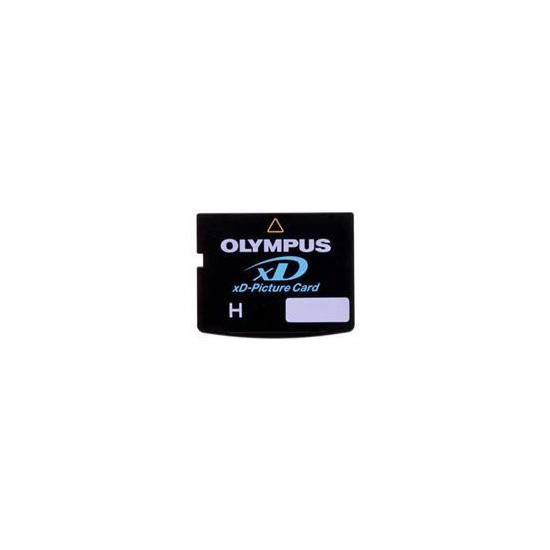 Olympus High Speed Xd Picture Card 256mb