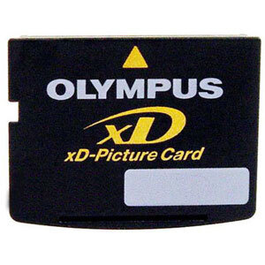 Photo of Olympus High Speed XD Picture Card 1GB Memory Card