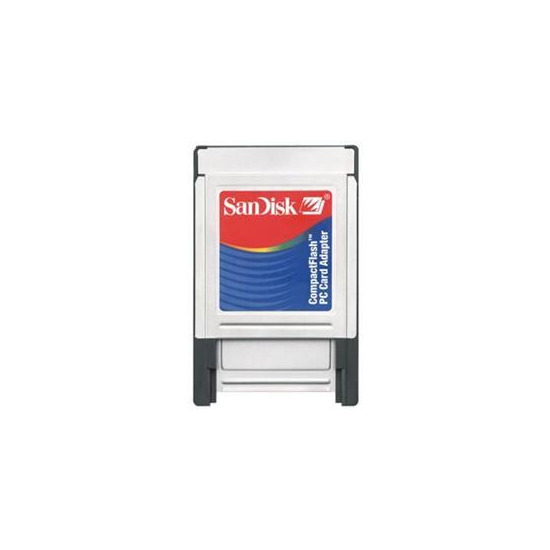 Sandisk Compact Flash PCMCIA Adapter