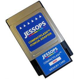 Jessops COMPACTFLASH To PCMCIA Adapter Reviews