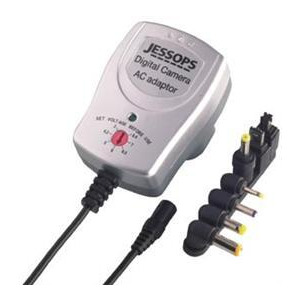 Photo of Jessops Digital Camera Power Adapter Universal Digital Camera Accessory