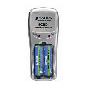 Photo of Jessops BC280 Charger 4X AA Batteries Battery Charger