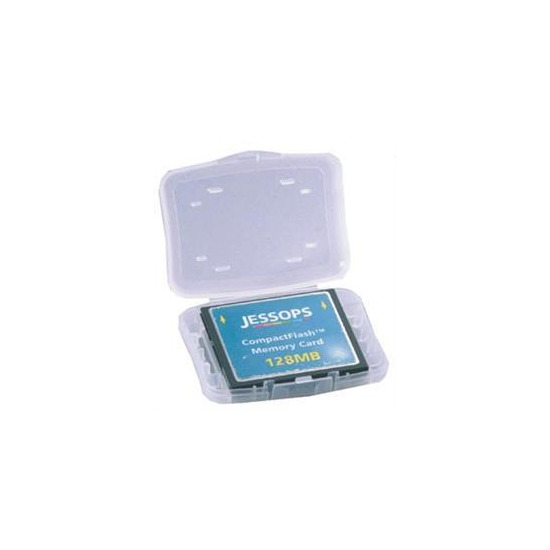 Jessops Memory Card Case Pack Of 3