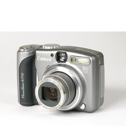 Canon PowerShot A710 IS Reviews