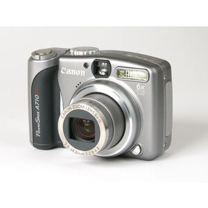 Photo of Canon PowerShot A710 IS Digital Camera